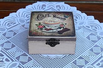 Krabičky - krabička na čaje... - 9728971_