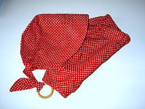 Detské súpravy - čiapočka a nohavičky - 9730101_
