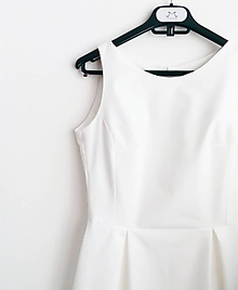 Šaty - Svadobné šaty pre lúčnu vílu - 9729430_