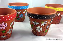 Nádoby - kvetináč Rozkvitnutý - 9731145_