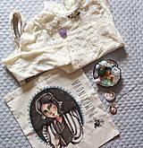Nákupné tašky - Dievča židovské/ Plátená taška - 9733806_