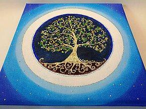 Obrazy - Strom života - 9732159_