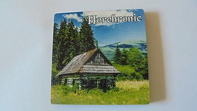 Magnetky - Magnetka Horehronie-stodola - 9734155_