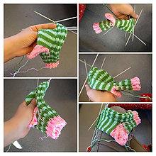 Obuv - Ponožky svieže - 9736136_