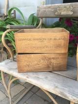 """Nábytok - Set """"starých boxov Grande Maison """" - 9735438_"""