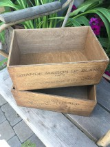 """Nábytok - Set """"starých boxov Grande Maison """" - 9735439_"""