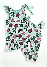 Detské oblečenie - Overal Figa BIO - 9734628_