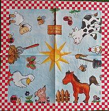 Papier - Zvieratká z farmy - 9735513_