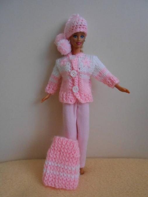 Oblečenie pre barbie-4 ks   Miranda23 - SAShE.sk - Handmade Hračky d889868506e