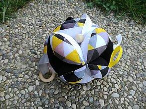 Hračky - Susugo úchopová lopta. - 9737341_