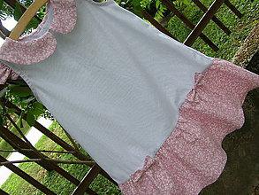 Detské oblečenie - letné šatičky - 9738982_