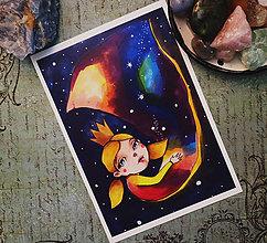 Grafika - Tvoja hviezda som - 9739475_