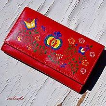 Peňaženky - Slovácko - 9737993_