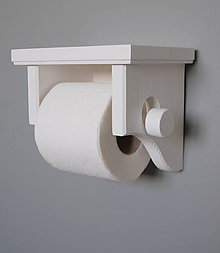 Nábytok - Držiak na toaletný papier - 9740021_