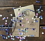 Darčekové poukážky - darčekový poukaz - 9739312_