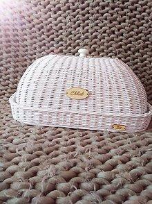 Nádoby - Ovalny chlebnik - 9737601_