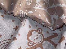 Textil - Baby Monkey LittleMonkey - 9738690_
