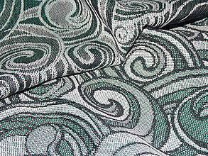 Textil - Baby Monkey Spirals - 9738669_