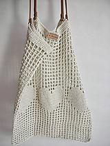 Nákupné tašky - Sieťovka s futrom - 9737545_