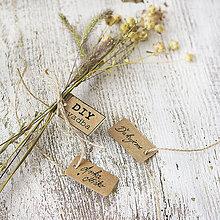 Papier - Minivisačka Natur - 9739417_