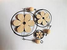 Dekorácie - Dřevěný závěs - 9739433_
