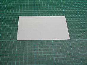 Tabuľky - Hliníková tabuľka A6 s potlačou - 9741126_