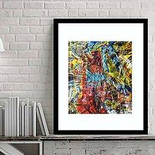 Obrazy - Abstrakcia 21 - 9742902_