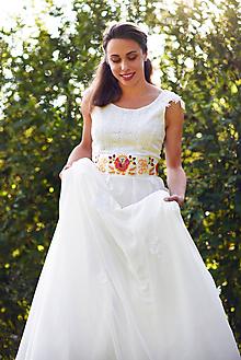 Šaty - Svadobné šaty