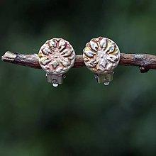 Náušnice - Náušnice Klipsne Antik - 9742005_