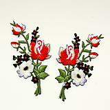 - Nažehlovačka Kytica kvetov - 9742051_