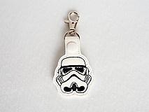 Prívesok Stormtrooper