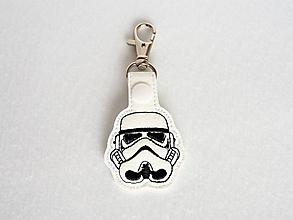 Kľúčenky - Prívesok Stormtrooper - 9741999_