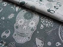 Textil - Baby Monkey Calavera Rosemary - 9740463_