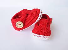 Topánočky - papučky/sandálky - 9742285_