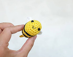Kľúčenky - Včielka - 9741244_