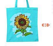 Nákupné tašky - Slnečnica - 9742050_