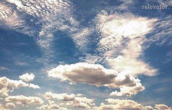 Fotografie - Kúsok oblohy - 9741141_