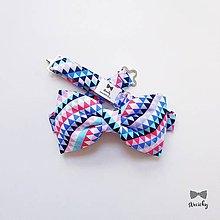 Doplnky - Pánsky motýlik Swimming Pool - 9744751_