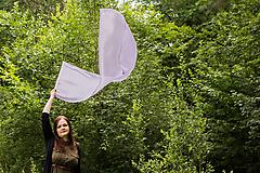 Nezaradené - Vlajka svetlofialová - 9743927_
