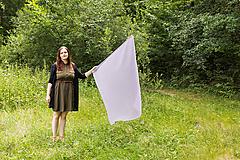 Nezaradené - Vlajka svetlofialová - 9743928_