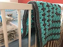 Textil - Deka do kočíka Puffy (A) - 9743345_