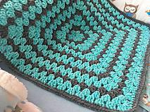 Textil - Deka do kočíka Puffy (A) - 9743346_