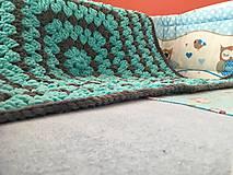Textil - Deka do kočíka Puffy (A) - 9743350_