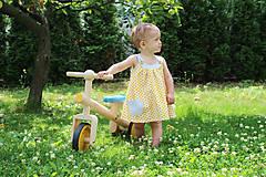 Detské oblečenie - Šaty Adél - 9744640_