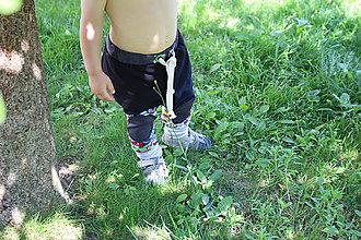 Detské oblečenie - Tepláky Brúno - 9745004_