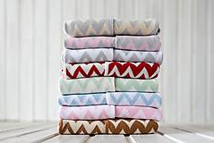 """Textil - Detská deka, """"Cheri"""", OEKO-TEX®, Rôzne farby - 9746905_"""