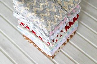 """Textil - Detská deka, """"Cheri"""", OEKO-TEX®, Rôzne farby  (Béžová) - 9746935_"""