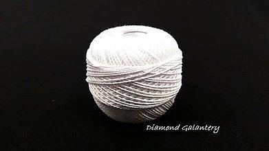 Galantéria - Perlovka - Biela - 9747085_