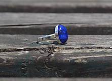 - Lapis Lazuli prsteň Ag 925 - 9746238_