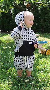 Detské oblečenie - Mikina s kapucňou Eliot - 9745638_